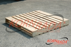 HEAVY-DUTY WOOD PALLETS
