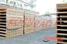 QUALITY WOOD PALLETS by KORNRADA!