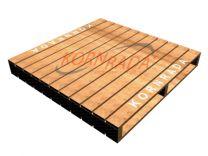 Kornrada! : Wood Pallets : Two Ways Entry -> Heavy Duty Reversible