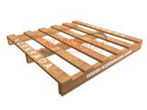 Kornrada! : Wood Pallets : Two Ways Entry -> Skid
