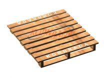 Kornrada! : Wood Pallets : Two Ways Entry -> Single Wing
