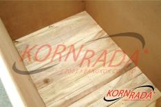 Kornrada! : Lightweight Wooden Case