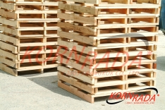 SKID WOOD PALLETS