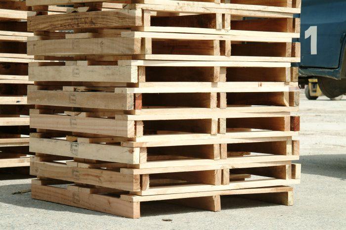 พาเลทไม้ สกิด | Skid Wooden Pallets