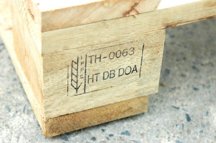 พาเลทไม้ ลูกเต๋า | Block Wooden Pallets